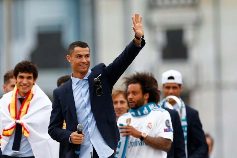Cristiano Ronaldo makes 'irreversible decision to leave Real Madrid'