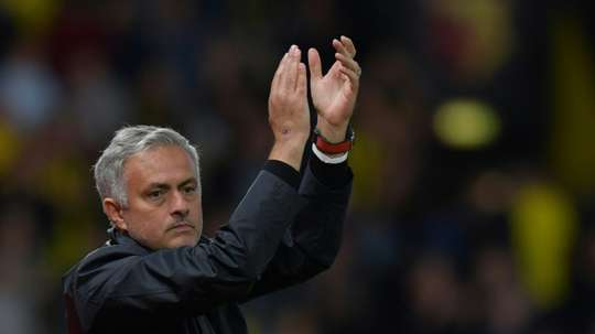 Jose Mourinho's United side were held to a draw against Wolves. AFP