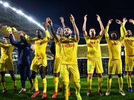 Nantes sourit à domicile. AFP