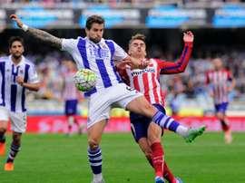 Zagueiro comentou a sua possível transferência para o Camp Nou, que não ocorreu. AFP