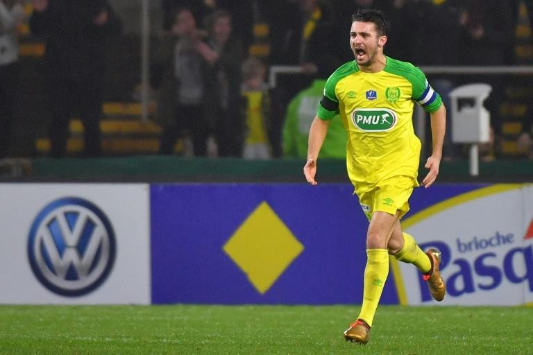 Préjuce Nakoulma victime d'une entorse à la cheville — FC Nantes