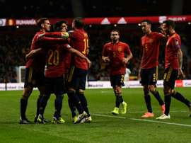 Qualifs Euro-2020: l'Espagne, déjà qualifiée, corrige la Roumanie 5-0. AFP
