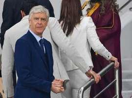 Arsene Wenger pas vraiment triste pour Manchester City
