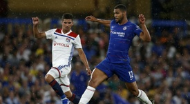 Loftus-Cheek wants to know is he has a future at the club. AFP