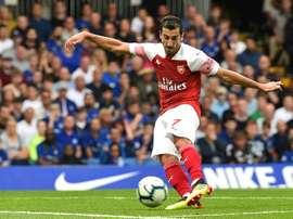 Les compos probables du match de Premier League entre Arsenal et Chelsea. AFP