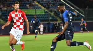La France a battu la Croatie 1-0. AFP