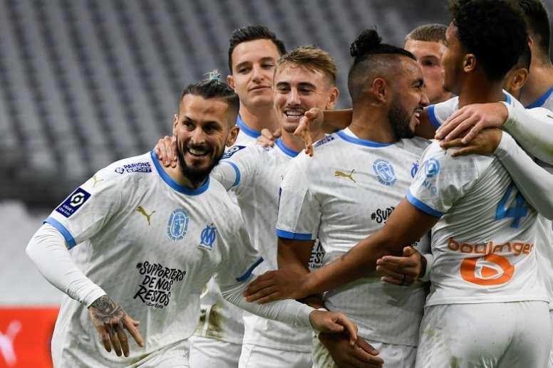 Marseille rebondit toujours. afp