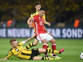 El Bayern abre la primera ronda y el Borussia Dortmund la cerrará. Archivo/EFE/EPA