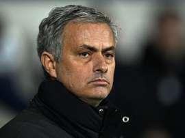 O técnico português quer reforçar seu time com grandes jogadores. AFP