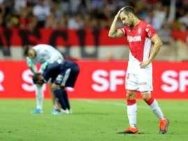 Fabregas content de son nouvel entraîneur. afp