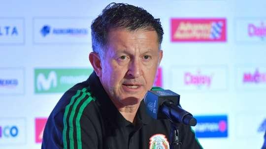 Osorio todavía está vinculado a la Selección Mexicana. AFP