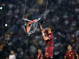Mitrovic rejoint la France. AFP