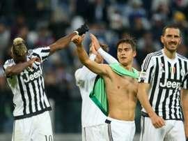 Pogba et Dybala pourraient changer de club cet été. AFP