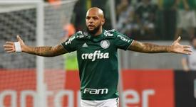 Felipe Melo a répondu à Chiellini. AFP