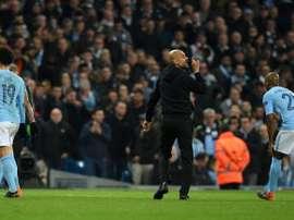 Dans le football, on peut vite passer de Manchester City à la quatrième division française. AFP