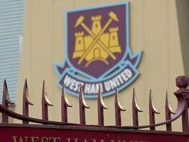 West Ham a annoncé la suspension de l'entraîneur de son équipe U18. AFP