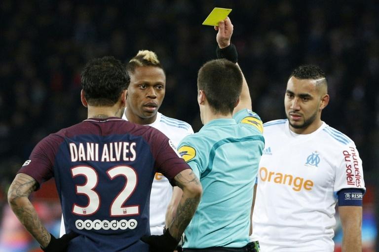 Le PSG se plaint officiellement d'un arbitrage anti-PSG — PSG