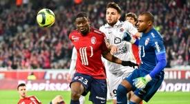 El Nápoles quiere a Soumaoro para sustituir a Koulibaly. AFP