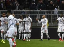 Levante veut faire ses courses en Ligue 1. afp