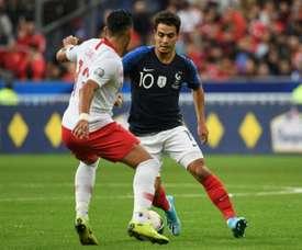 Ben Yedder veut se revigorer avec Monaco. AFP