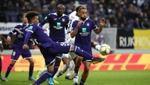 El Anderlecht vence en un 'clásico' resuelto desde el principio