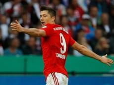 Le Bayern gagne la Coupe d'Allemagne. AFP