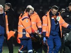 Victor Osimhen opérationnel contre Marseille. AFP