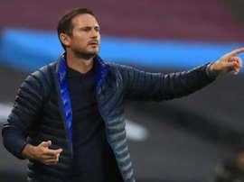 Lampard et Ancelotti appellent à repenser la VAR. AFP