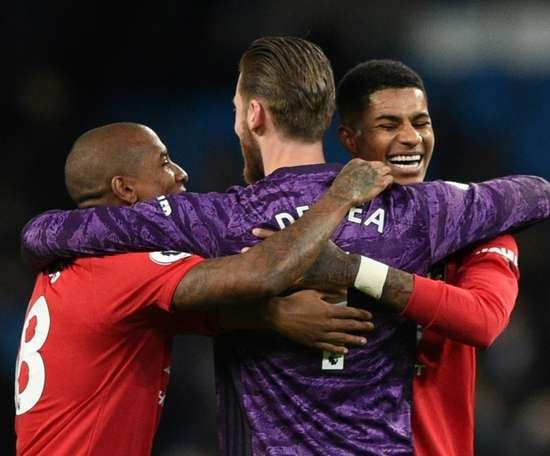 Le meilleur onze de la décennie en Premier League selon la 'BBC'. AFP