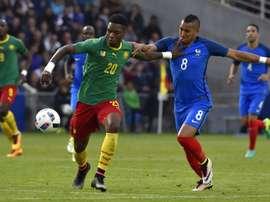 El camerunés Georges Mandjeck seguirá en el Metz. AFP