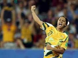 Un ticket Australie et Nouvelle-Zélande pour organiser le Mondial féminin 2023. AFP
