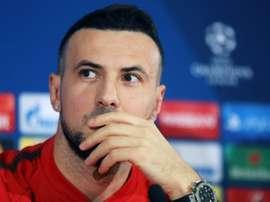 Danijel Subasic promete pelear hasta el final en el Mundial. AFP