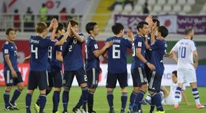 Un choc Japon-Arabie Saoudite. AFP