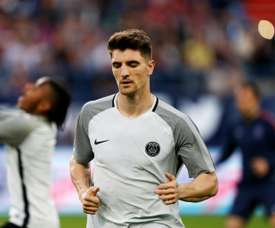 Milan s'intéresse aussi à Thomas Meunier. AFP
