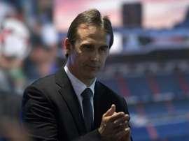 Lopetegui va devoir choisir les joueurs qu'il garde. AFP