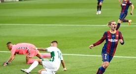 L'Atlético avait tenté de récupérer Antoine Griezmann. afp