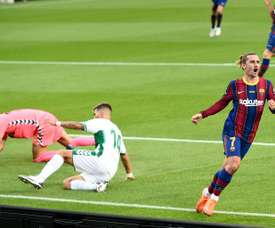 L'Atletico ha tentato di recuperare Griezmann. AFP