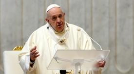 Le pape François, fidèle de San Lorenzo, devient socio de Boca Juniors. AFP