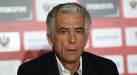 Rivère veut commencer la saison prochaine en février. AFP