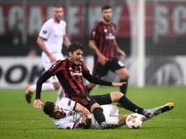 Locatelli seguirá en el Milan. AFP