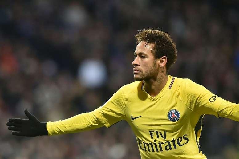 Presidente de Espanha não quer Neymar no Real Madrid. EFE