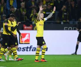 Reus is a fan-favourite at Borussia Dortmund. AFP