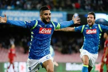 L'Italien ne pourra pas compter sir lui face à Udinese. AFP
