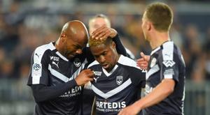 Les compos probables du match de Ligue 1 entre Bordeaux et Lyon. AFP