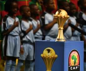 Après le Gabon en 2017, l'Egypte s'est officiellement portée candidate. AFP