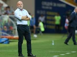 Manager Karel Jarolim parts ways with Czech national team.