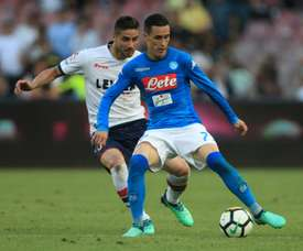 Crotone en Serie B. AFP
