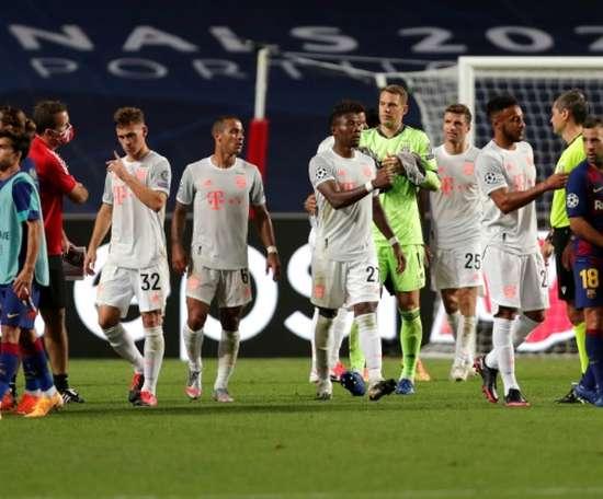 Pourquoi le Bayern Munich ne va plus rien lâcher. AFP