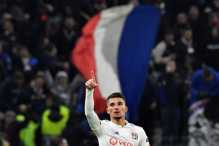 Houssem Aouar vers Manchester City — Mercato