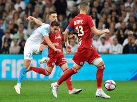 Des absents pour l'Europa League. AFP